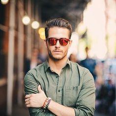 115e25231cfbd Macho Moda - Blog de Moda Masculina  Os Óculos Masculinos em alta pra 2015!