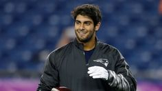 The top 7 sexiest Super Bowl studs from each team - AOL.com ~ I have to agree with the other commenters...Jimmy Garoppolo, Quarterback ~ Is the hottest! On this list he is number seven...They must have been saving the Very best for last.* #Imjustsaying #cutiepatutie Lol :)) <3 <3