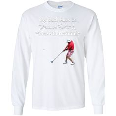 cotton Ash is cotton, poly; Sport Grey is cotton, poly; Dark Heather is cotton, polyester Double-needle neck, sleeves and hem; Golf Gifts For Men, Gifts For Boss, Gifts For Husband, Golf Drawing, Carolina Blue, Digital Prints, Size Chart, Training, Unisex