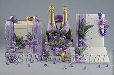 Купить Свадебные аксессуары с лавандой - Лавандовая свадьба, свадьаб с лавандой, лаванда на свадьбе, свадьба и лаванда