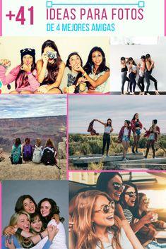 41 ideas de fotos de mejores amigas que debes tomar si o si