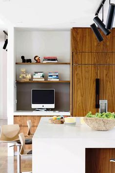 How to hack your home office for winter   Home Beautiful Magazine Australia Money Making Machine, Home Office Space, Winter House, Stay Warm, Comfy, Hacks, Furniture, Home Decor, Decoration Home