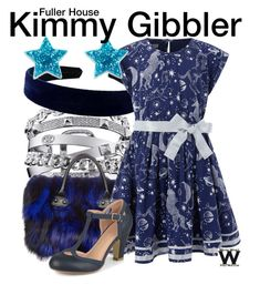 a64b8324e782 Fuller House. Inspired by Andrea Barber as Kimmy ...
