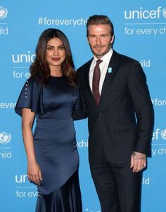 Priyanka Chopra : UNICEF Global Goodwill Ambassador