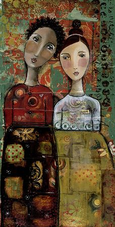 Kellie Rae Roberts, artist