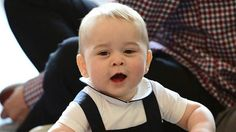 Prince George continues reign of cuteness at New Zealand playdate - TODAY.com