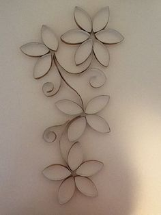 toilet paper wall art patterns - Google Search