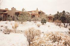 Winter at the Four Seasons Rancho Resort Encantado in Santa Fe, New Mexico