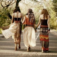 Triple Goddess, Women Empowerment, Bohemian, Collection, Beautiful, Style, Fashion, Swag, Moda