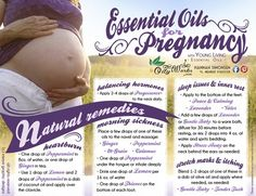 Come explore the wonderful essential oils many have used during pregnancy for natural support and care.  Young Living offers safe, proven products to enhance every season of life!  Come see more at www.oilyworks.com, as well as show your support through our Facebook Page, Oily Works!