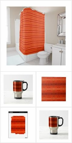 The Rustic Orange Aztec Pattern Collection has some of your favorite things featuring a beautiful rustic aztec pattern in burnt orange. #CYBRWEEKSALE #Zazzle #christmas #forthehome #homedecor #tech