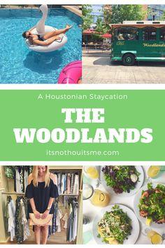 The Woodlands Getaway Weekend
