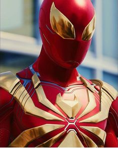  The Original Iron Spider 📸   Marvel Dc Comics, Marvel Heroes, Marvel Avengers, Batman Begins, Spaider Man, Stan Lee, Iron Spider, Amazing Spiderman, Spider Verse