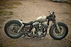 hellkustom:  More pics here: http://www.hellkustom.com/2014/09/harley-davidson-by-terrorcycles.html   Shovelhead by Terror Cycles