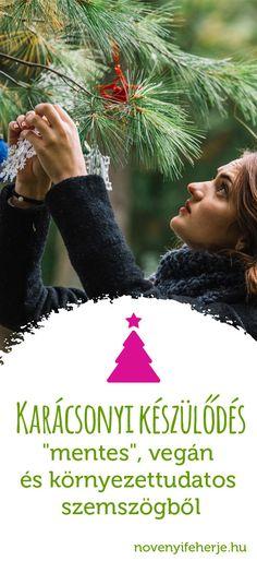 Hogyan ne legyen lelkiismereti vagy világnézeti probléma a karácsonyból? Tippjeink vegánoknak és/vagy környezettudatos olvasóinknak. az ünnepekre! #novenyifeherje #veganprotein #vegan #mentes #karacsony #karácsony #kornezettudatosan #kornyezetvedelem #tudatosvasarlas #környezetvédelem #környezettudatosan #tudatosvásárlás #vegánkarácsony #karacsonyfa #karácsonyfa #ajandekok #ajándékok #ajandekozas #ajándékozás #békébenatermészettel #boldogkarácsonyt Christmas Bulbs, Protein, Neon, Holiday Decor, Mint, Christmas Light Bulbs, Neon Colors, Neon Tetra