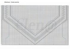 Шартрез - схема кокетки