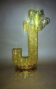 Items similar to Sparkle letters with crown. Royal themed decoration for party decorations, photo props, baby showers, table numbers, princess and prince on Etsy Alphabet Letters Design, Initial Letters, Letters And Numbers, Table Numbers, Lit Wallpaper, Wallpaper Gallery, Crown Of Thorns, Party Centerpieces, Lettering Design