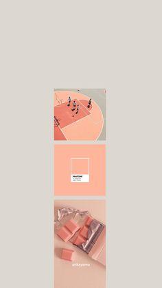 Peach Nectar Lockscreen 🍑 Creator Studio, The Creator, Peach Aesthetic, Just Peachy, Aesthetic Wallpapers, Favorite Color, Aesthetics, Content