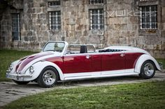 Best classic cars and more! Volkswagen Beetle Vintage, Volkswagen Bus, Vw Camper, Vw Classic, Best Classic Cars, Vw Vintage, Vintage Trucks, Weird Cars, Cool Cars