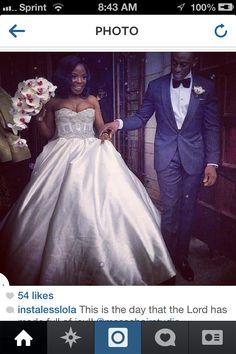 My dream wedding came true