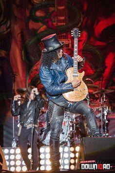 Slash  Download Festival 2012