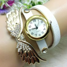 Personality Angle Wings Bracelet Watch|Bracelet Watches - New Style Watches - ByGoods.com