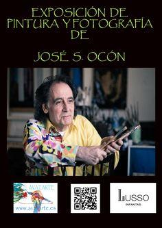 exposición de José S ocón en el Hotel Lusso Infantas de Madrid