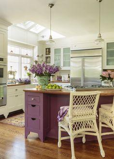 Strategic color & it really works - Alison Kandler Interior Design