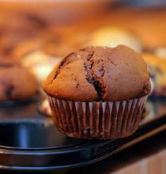 Sunde Banan-Cacao Muffins - Masser af lækre opskrifter - Bliv slank med Q - guides, kure, tips og tricks! - Q