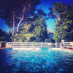 Lonley pool...  #pool #water #swimming #summer #sommer #france #franckreich