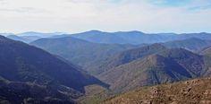 Hurdes highland, seen from El Portillo (1220 m) near La Alberca. Salamanca. Extremadura. Spain. By Francis Martín.