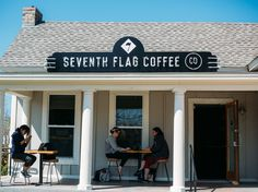 Seventh Flag Coffee, Austin