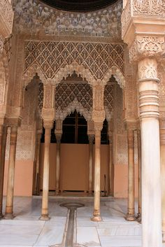 Granada  Alhambra  Spain