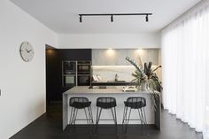 The Block series 13 kitchen week room reveals! - The Interiors Addict Decor, Home Kitchens, The Block Kitchen, Kitchen Inspirations, House, Rooms Reveal, Home Decor, House Interior, Apartment Kitchen