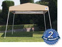 Ez UP Canopy Tent Sierra 10 x 10 Sierra II Shelter 10u0027 x 10u0027 & Four EZUP EZ UP CANOPY SIDEWALLS Sidewall 10 X10 Tent 4 | Tents ...