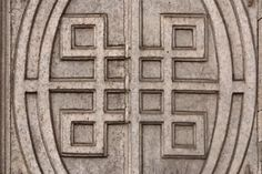 square celtic knot, symbolizes protection