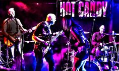Hot Candy are a fun, energetic and funky party band with powerful female vocals. With five accomplished musicians with many years gigging experience in various successful bands over the years, they are no strangers to entertaining.