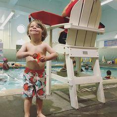 Swim class. #hityourmark #greenspawn