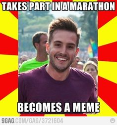 Lucky ridiculously photogenic guy