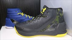 Steph Curry 3 Under Armour Sneaker Honest Review