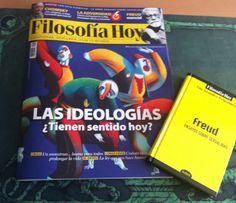 Revista Filosofía Hoy, Edita Globus Comunicación, S.A., Madrid, 2011–2016 http://www.filosofiahoy.es/Filosofia_Hoy_Apertura.htm