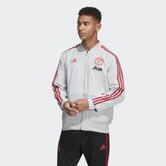 huge discount 68778 d761b adidas Manchester United Presentation Jacket - Soccer Shop Manchester  United Merchandise - Superfanas.lt