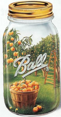 Buy or build your Okanagan dream home today! Rural Land & Orchard Properties for sale. Contact our amazing Real Estate Agents at Century 21 Executives Realty Ltd for a listing of available lots and property developments. Posters Vintage, Vintage Labels, Vintage Clip Art, Home Canning, Canning Jars, Jar Art, Ball Mason Jars, Peach Trees, Pintura Country