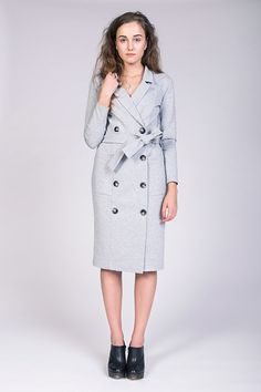 Pilvi Coat Dress - Named