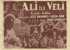 1951 Ali İle Veli / Sinema Lobisi
