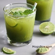 Matcha Green Tea Lemonade Whether you like to keep a pitcher around for yourself or want to have something interesting and thirst-quenching for your guests, Matcha Green Tea Lemonade is a thing of beauty. When you need some pep in your step, brew...