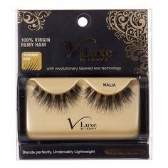 8b858ac8953 V-Luxe I Envy - VLE12 Malia - 100% Virgin Remy Tapered End Strip Eyelashes  By Kiss