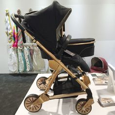 Top Baby Gear Trends for 2016 Mamas + Papas Rose Gold Stroller   Momma Society-The Community of Modern Moms   www.mommasociety.com   Join our community on Instagram @MommaSociety