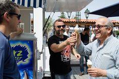 Με αμείωτο ρυθμό συνεχίζονται και φέτος η πωλήσεις και η διανομή της πιο αγαπημένης παγωτομηχανής στην Ελληνική αγορά, ανά την επικράτεια.  Σας ευχαριστούμε για την προτίμηση και σας υποσχόμαστε ότι θα συνεχίσουμε με το ίδιο πάθος να σας προσφέρουμε μοναδικές γεύσεις σε μαλακό παγωτό και κορυφαία ποιότητα μηχανημάτων παγωτού. www.pagotomixanes.com www.arzinos.gr