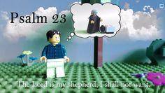 Lego - Psalm 23